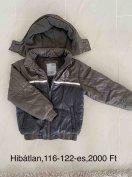 116-122-es fiú ruhacsomag eladó