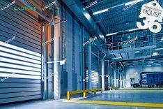 1350 nm-es ipari ingatlan eladó Kecskemét