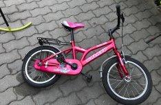 16-os gyermek kerékpár