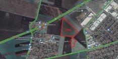 17 hektáros terület eladó az M3-as autópálya mellett!