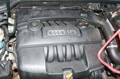 1.6 Audi BSE motor és alkatrészek