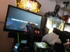 1etlen az országban! Aliens jéték gép szimulátor videojáték 999eft