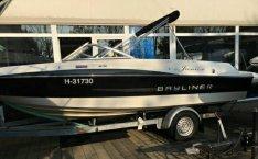 2012es Bayliner 195br 220le + utánfutó Magyar engedely Hajó motorcsnak