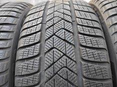 225/45x18 4db Pirelli téli gumi 6-7mm 2019-es