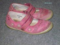 29-es méretű játszós rózsaszín cipő kislányra, 1. Kép