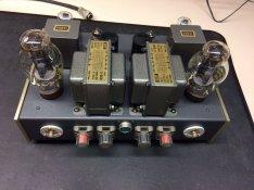 300B csoerosíto, Tango U808, NC14 transzformátor