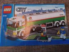 3180 - LEGO Tartálykocsi