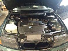 320d BMW M42D20 motor és alkatrészei