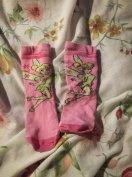 33-34 es lábra zokni