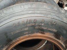 365/80R20 pótkocsi gumi