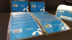 36db Új Telenor sim kártya + 2 nap ajándék Korlátlan Internet Hipernet