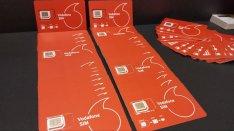 36db Új Vodafone TUTI TUTI+ sim kártya Korlátlan hívás és internet