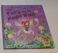 3 D - s The Fairy and the Magic Wish