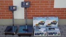 500 300 150 100 60 40 30 15 10 kg -os digitális mérleg mázsa eladó Új, 1. Kép
