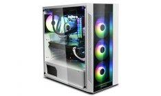 512 SSD 10.gen RX 470 4GB GTA I3-10100F 8GB PC Számítógép 8x3.9GHz/120