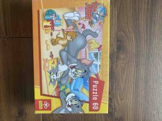 60 darabos Tom and Jerry Puzzle