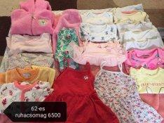 62-68 as kislány ruhacsomag