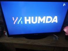 81cm hyundai led tv, be épített mindig tv