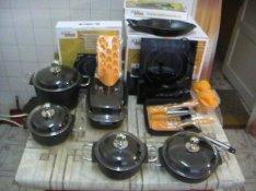 AML 21-részes konyhai edény készlet. Vadonatúj állapotba. Eladó