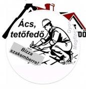 Ács Tetőfedő Bádogos Tetőjavítás Tetőbontás és munkákat vállalunk