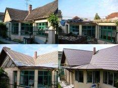 Ács Tetőfedő bádogos tetőjővitas tetőfedés cserepeslemez és zsindellye