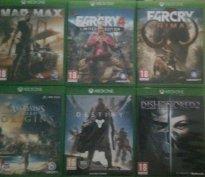 Akciós Xbox one játékok