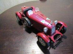 Alfa Romeo 2300 Monza 1934 Bburago 1/18 burago
