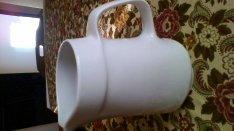 Alföldi porcelán kancsó, kiöntő, és kukoricás kínáló, 1,2 literesek