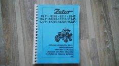 Alkatrészkatalógus - Zetor 8211-tól 16245-ig