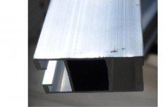Alumínium profil napelemes rendszerhez 40x20x4200mm