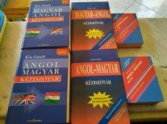 Angol-Magyar Kéziszótárak