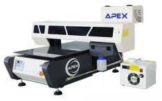 Apex 6090 UV tárgynyomtató 60cm x 90cm - 14cm magasság