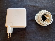 Apple Macbook USB-C töltő 29W, 61W, 87W, 96W komplett