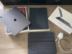 Apple ipad Pro 2018 12,9 256GB Wi-Fi+Cellular LTE Space Gray hibátlan