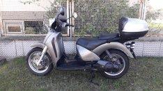 Aprilia Scarabeo 250 ccm 4T ,,Piaggio blokkos,,