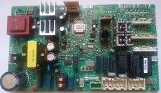 Ariston kondenzációs kazán gázkazán vezérlőpanel javítás