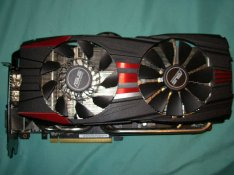 Asus Radeon R9 290 Directcu II 4GB Gddr5