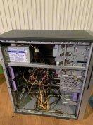 Asztali számítógép Chieftec házzal
