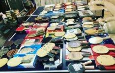 Asztalitenisz felszerelés gyűjtemény