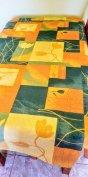 Asztalterítő 2db vidám színes mintával