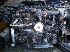 Audi 3.0TDI V6 motor CDU motorkód