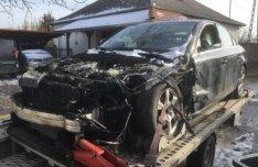 Audi A4 2.0 CR bontás