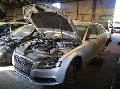 Audi A4 B8 2.7 TDI (Cgk) motorkód Bontás