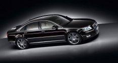 Audi A8 D3 2003-2010 oldalablak légterelő