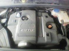 Audi Bpw motor kompletten!