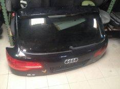 Audi Q7 csomagtér ajtó , hátsó ablaktörlő motor , zár , lámpa