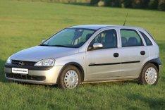 Autókölcsönzés rent a car Opel Corsa Automata bérautó plusautorent.hu