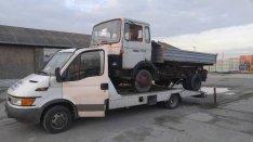 Autószállítás, Autómentés, Gépszállítás Autómentő 0-24 Miskolc
