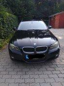 BMW 318d E91 LCI