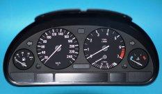 BMW E38 E39 X5 kilóméteróra/ kmh / műszercsoport LCD pixelhiba javítás, 1. Kép